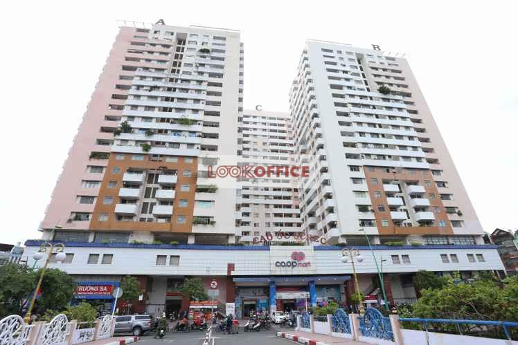 screc tower office for lease for rent in district 3 ho chi minh