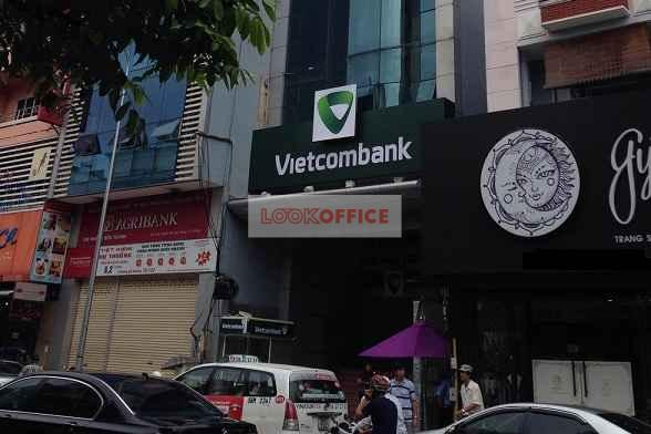 vietcombank ndc building office for lease for rent in district 3 ho chi minh