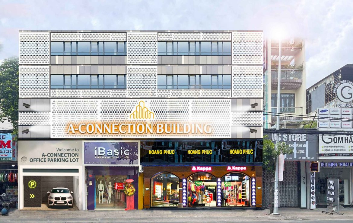 a-connection building office for lease for rent in tan binh ho chi minh