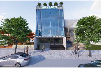 alex tower office for lease for rent in district 2 ho chi minh
