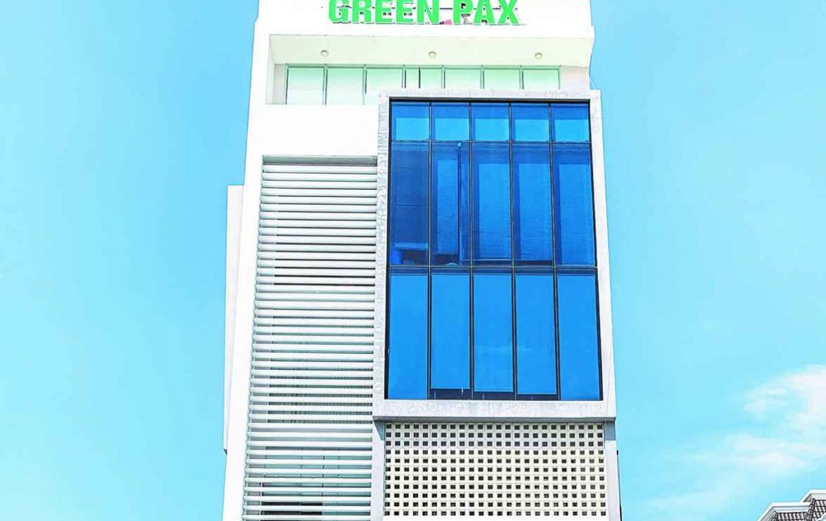 green pax building office for lease for rent in district 2 ho chi minh