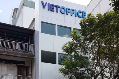 vietoffice dbp office for lease for rent in district 3 ho chi minh