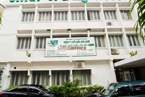 vinafor saigon office for lease for rent in district 3 ho chi minh