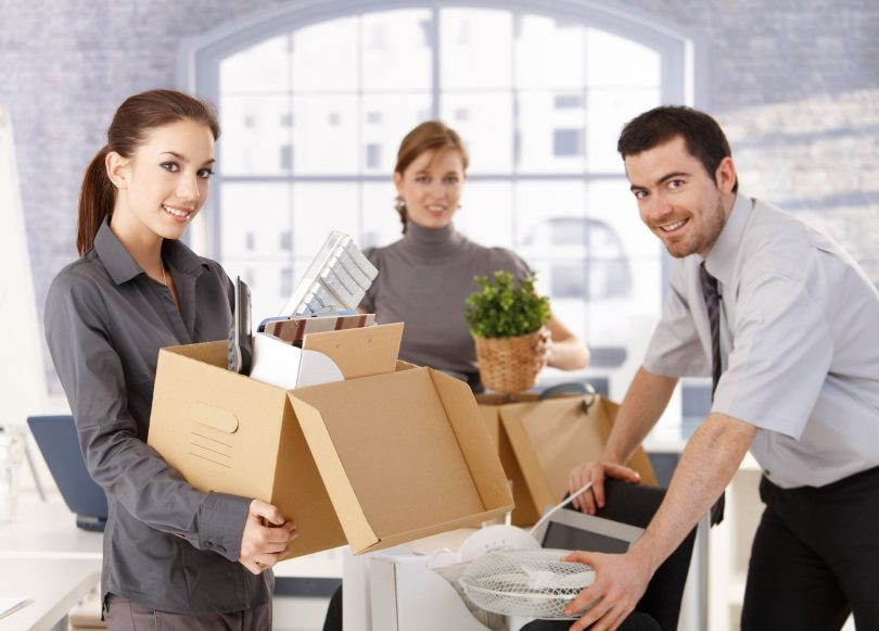 STEPS FOR TRANSFER OF COMPANY OFFICE (OFFICE RELOCATION)