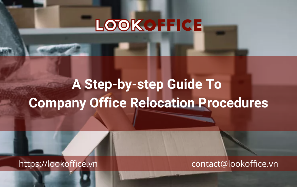 A Step-by-step Guide To Company Office Relocation Procedures