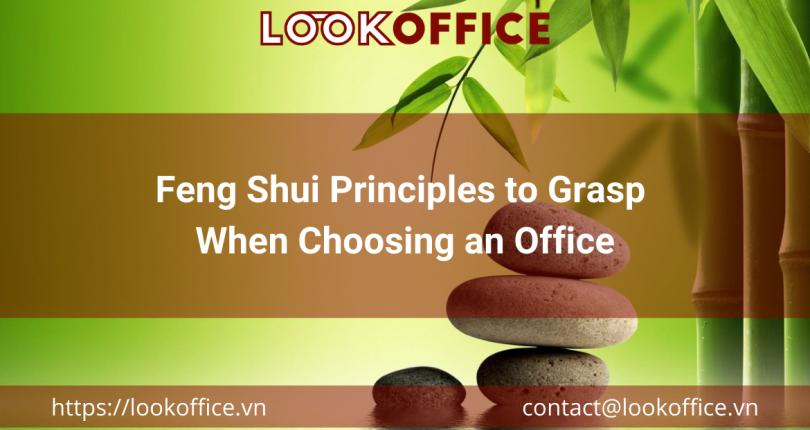 Feng Shui Principles to Grasp When Choosing an Office