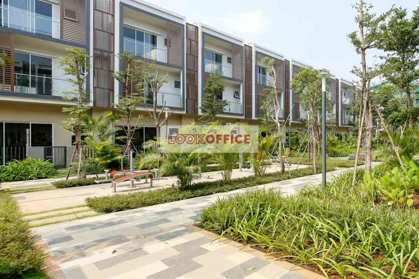 palm residence office for lease for rent in district 2 ho chi minh