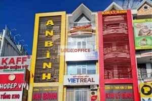 vietreal building office for lease for rent in district 2 ho chi minh