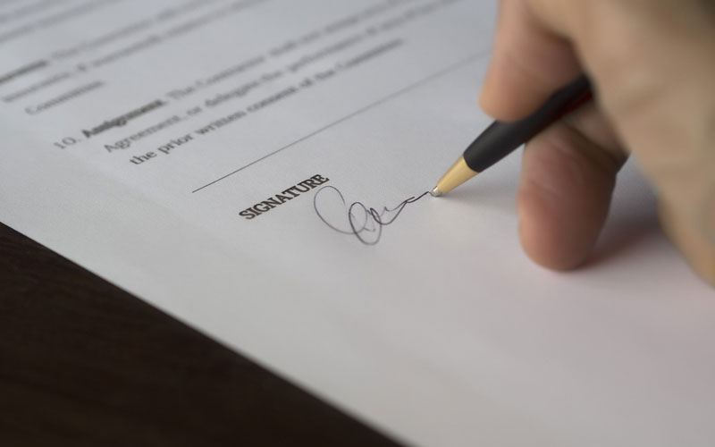 MAKING OFFICE LEASE CONTRACTS WITH INVESTORS IN 4 LEGAL PROCEDURES
