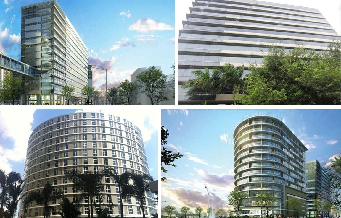Infrastructure facilities for office in Tan Binh