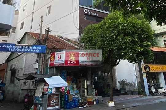 cn building office for lease for rent in district 1 ho chi minh