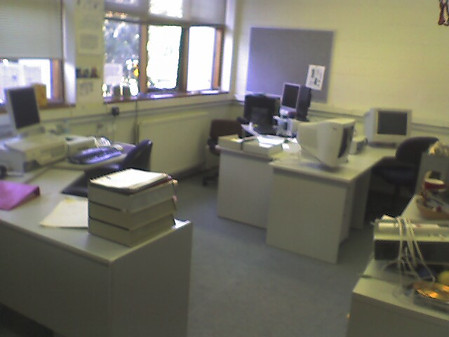 Space division in the office 50m2