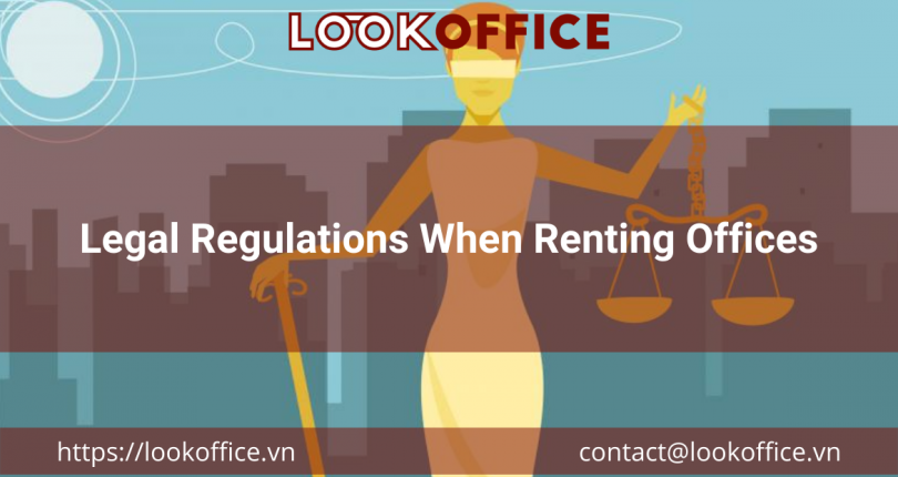 Legal Regulations When Renting Offices