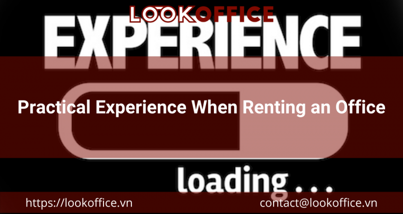Practical Experience When Renting an Office