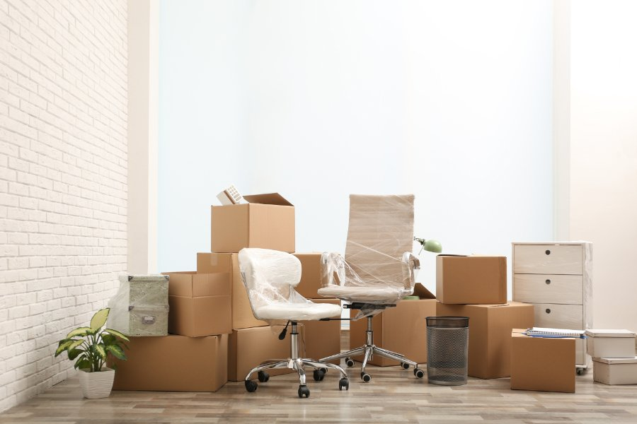 Step 1: Experience when determining the demand for office rental