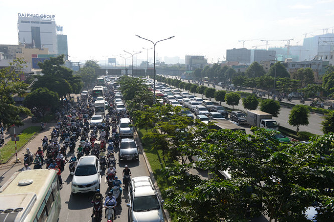 Dien Bien Phu Street - District 1
