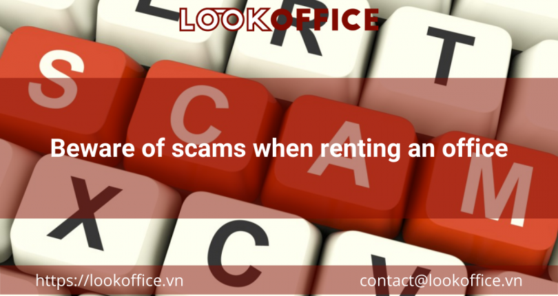 Beware of Scams When Renting an Office
