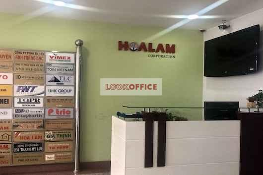 hoa lam ts office for lease for rent in district 1 ho chi minh