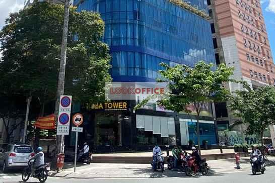 huba tower office for lease for rent in district 1 ho chi minh