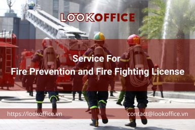 Service For Fire Prevention and Fire Fighting License - lookoffice.vn