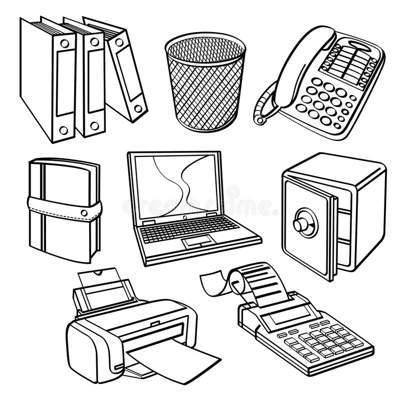 What is office equipment?