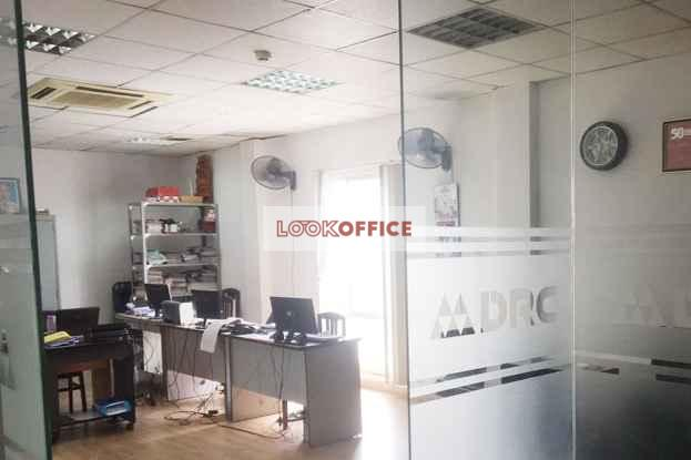 media village building office for lease for rent in district 1 ho chi minh
